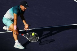 Dominic Thiem Win Idian Wells Masters Title