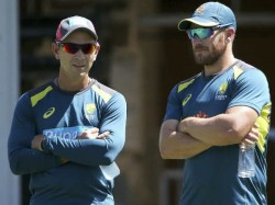 Aaron Finch Will Come Good Says Australian Coach Justin Langer
