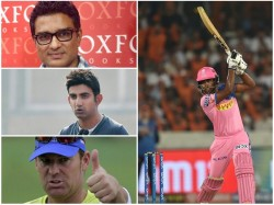 Twitter Reactions For Sanju Samson