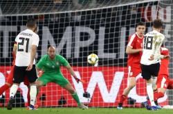 Germany Draw Against Serbia