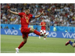 Eden Hazard Lifts Belgium Euro Qalifying