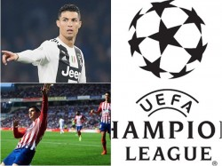 Juventus Will Face Atletico Madrid In Champions League