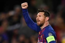 Barcelona Lyon Champions League