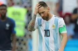 Argentina Vs Venezuela Football Match Report