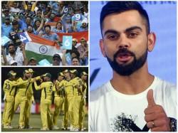 India Australia Last Five Odi Series History