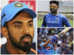 Players Looking To Cement Their Place In Indian World Cup Team In Odi Series Against Australia