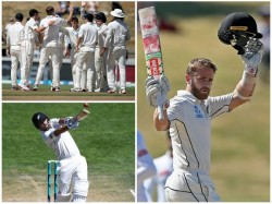 Kane Williamson Scored Double Century For Newzealand