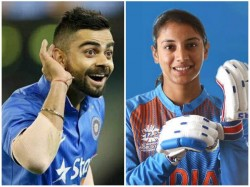 Indian Men And Women Rules Icc Odi Rankings