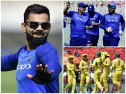 India Australia 3rd Oneday Match Preview