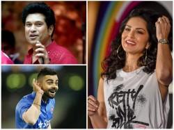 Ms Dhoni Is Sunny Leone S Favourite Cricketer