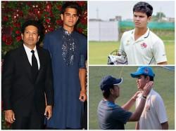 Sachin Tendulkar Gives Son Arjun Advice Ahead Of New Tournament
