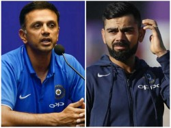 Dravid Believes India Wont Win Upcoming World Cup Easily