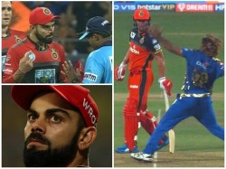 Umpire Was Nt Checking Bowling Crease In Rcb Mumbai Match Says Official