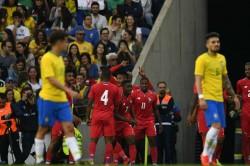 Brazil Vs Panama Football Match