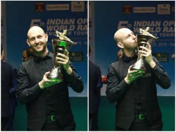 Indian Open Snooker Matthew Selt Wins Title
