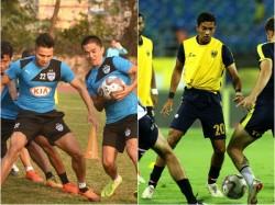 Isl Semifinals Northeast United V Bengaluru