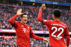 Bayern Munich Went Top Of The Bundesliga For The First Time Since September