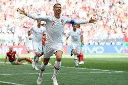 Ronaldo Back In Portugal Squad