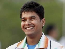 Issf World Cup Abhishek Verma Shoots Gold