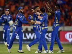 Sunrisers Hyderabad Mumbai Indians Ipl Match Live Updates