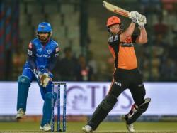 Delhi Capitals Sunrisers Hyderabad Ipl Match Live Updates