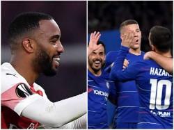 Europa League Arsenal Chelsea