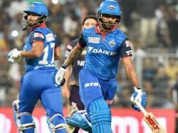 Delh Capitals Kolkata Knight Riders Ipl Match Live Updates
