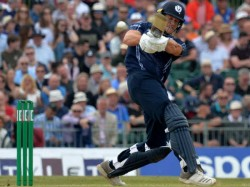 Scotland Player Scored Century From 25 Balls In T20 Match