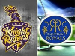 Kolkata Knight Riders Take On Rajasthan Royals