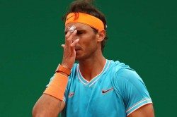 Rafael Nadal Bows Out Of Barcelona Open