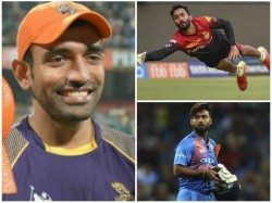 Robin Uthappa S Response After Dinesh Karthik S Inclusion In World Cup Team