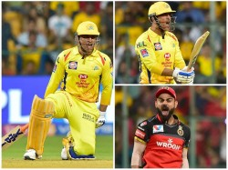 Why Csk Captain Ms Dhoni Refused To Take Single Against Rcb
