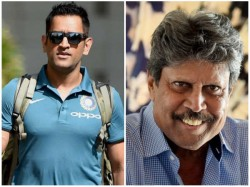 No Cricketer Has Served India Like Ms Dhoni Says Kapil