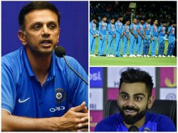India Have The Right Combination For World Cup Says Rahul Dravid