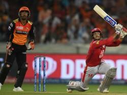 Sunrisers Hyderabad Kings Eleven Punjab Ipl Match Live Updates