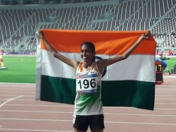 Asian Athletics Championships Pu Chitra