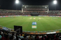 Hyderabads Rajiv Gandhi Stadium On Stand By Venue For Final