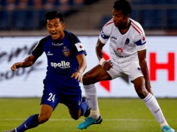 Delhi Dynamos Player Gharami Tests Positive For Banned Substance