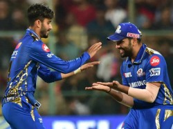 Mumbai Indians Released All Players For Four Days