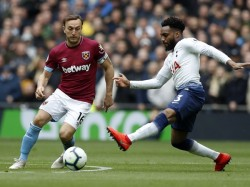 West Ham Inflict First Defeat On Tottenham Hotspur