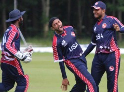 United States Earn Odi Status For First Time