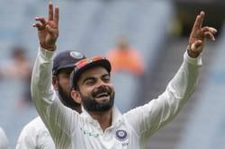 Virat Kohli Named Wisden Cricketer