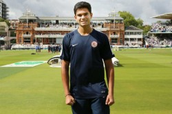 Arjun Tendulkar Shines Debut Match