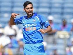 Bhuvneshwar Kumar On Indias Pace Attack