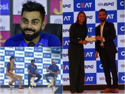 Ceat Cricket Rating Award Ceremony