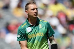 World Cup Injured Dale Steyn