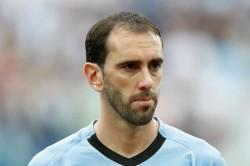 Atletico Madrids Diego Dodin