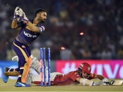 Dinesh Karthik Angry With Teammates