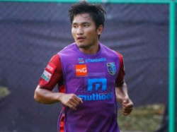 Seiminlen Doungel Signs For Fc Goa From Kerala Blasters