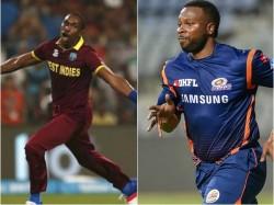 West Indies World Cup Squad Dwayne Bravo And Kieron Pollard